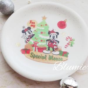 12月予定&サンプル作品⭐ディズニーの飾り皿