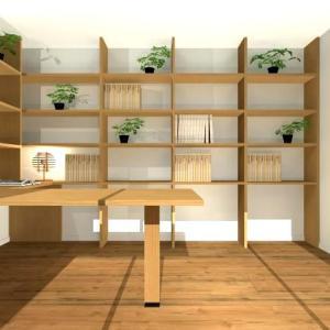 在宅勤務やリモート授業をする部屋をつくりたい。