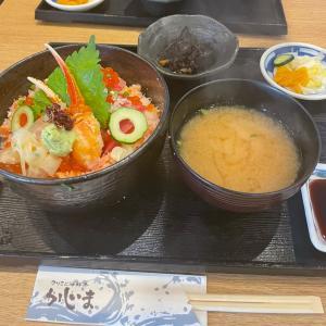 海鮮丼【守谷 美容室 コノア】