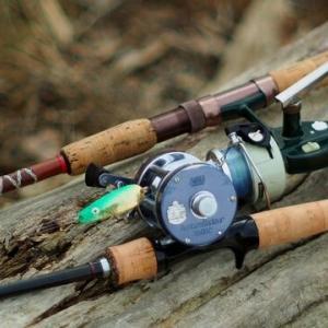 古アブの最大の魅力  なかなか壊れない頑丈さ  釣り具として最も大事なところ
