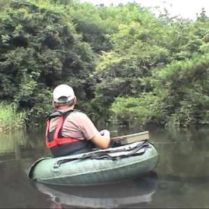 野池とかリザーバーでおかっぱりで釣りしてる人なら、高いロッドとかリール買うよりフローター買った方が釣果上がるよなぁ