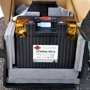リチウムイオンバッテリーの充電・・・台風10号・・・
