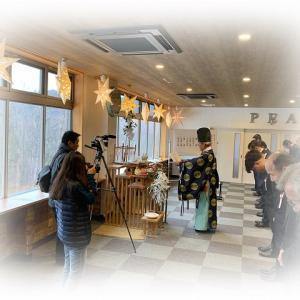 ☆峰山高原ホテル リラクシア☆昨日は祈願祭でした。☆