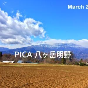 春キャン△桜と天然温泉を楽しめた!PICA八ヶ岳明野(旧キャンピカ明野ふれあいの里)へ出撃!