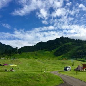 夏キャン△久しぶりに気持ち良い高原キャンプを楽しめました^_^