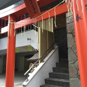 東日本橋 初音森神社