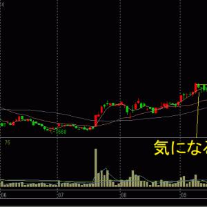 7748ホロン 17営業日目に動意開始し、現在、「気になる銘柄」掲載株価から47%上昇