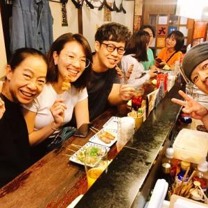 日本人だと思って話かけてみるとシンガポール人の3人組さんでバイリンガルさん達でした!