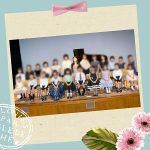 「あのピアノ…」小2ちゃんの発表会感想