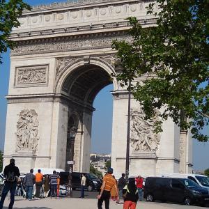 『Arc de triomphe de l'Étoile』(凱旋門)その1