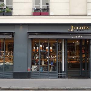 パリ11区の銘店『Julhès』