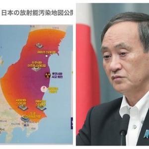 「放射能汚染地図」/汚染水問題/クロソイ/早野論文のウソ