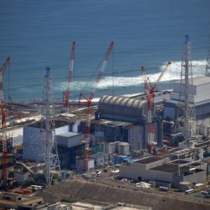 癌と核「緩慢な殺人」/汚染処理水の海洋放出決定へ・福島第1原発