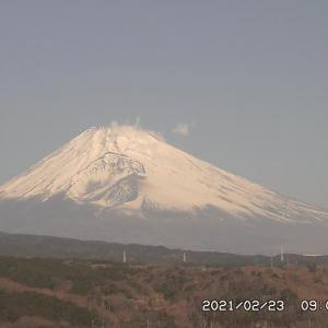 富士山の日/富士山本宮浅間大社/三日月と地震/「ウーブン・シティ」