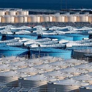 """福島・原発処理水""""1キロ沖合まで海底トンネルで放出""""工事方針へ/魚汚染"""