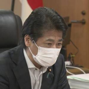 田村厚労相 3回目接種に向け 全国知事会に協力要請/「獣の刻印」