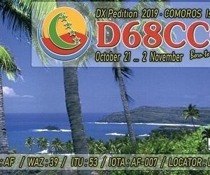 D68CCC QSL到着