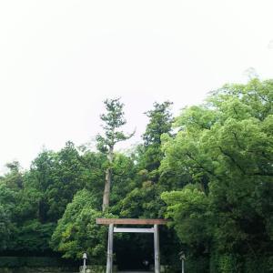 日光道中旅レポ②真夏☀️の伊勢神宮参拝