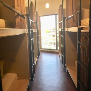 台北のゲストハウス「Star Box Hostel」【タワマンの中にある宿!?】