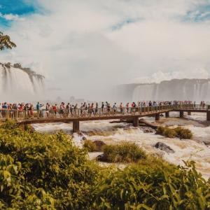 イグアスの滝(ブラジル側)の行き方まとめ