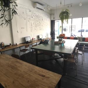 チェンマイのゲストハウス「Green Sleep Hostel」【サンデーマーケットから徒歩1分】