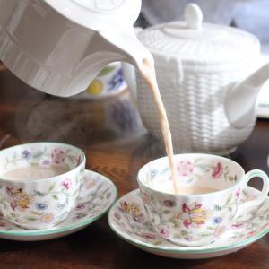 【紅茶時間】英国式紅茶マナー③