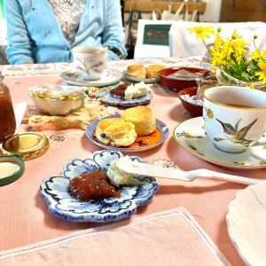【紅茶時間】77歳のご近所さんに誘われて