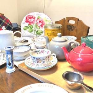 【紅茶時間】紅茶をのむとイイコトがある!