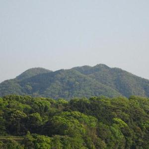 山が笑い始めた❣ (^〇^)🏔