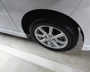 冬タイヤに交換・・・・・・🚘