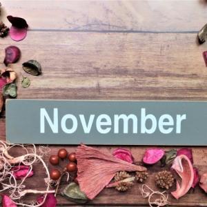 今日は何の日? 11月