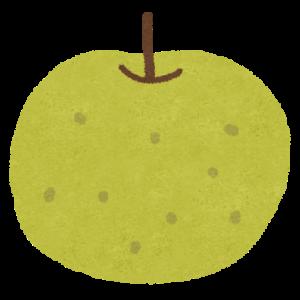夏バテに梨!