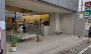 徒歩圏内に新しいカフェ