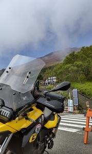 初めての富士山プチ登山をしてしまった。その4