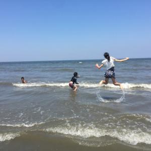 今年も海の日は大淀西海岸ムーンビーチキャンプ場