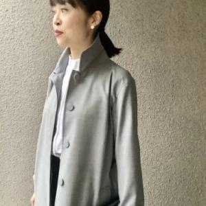 りえさん着画集・ウールスプリングコート