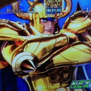 【聖闘士星矢海皇覚醒special】黄金VS海将軍激闘中のラウンド開始で歌が変化!その恩恵とは?