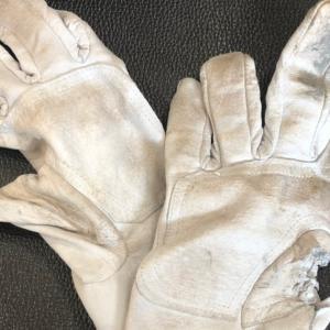 手袋の悲劇☆