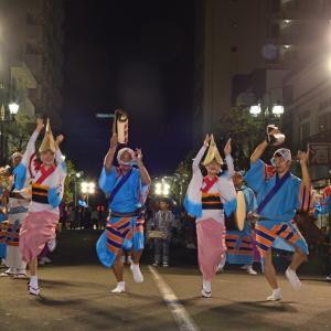 新狭山スカイロード祭り