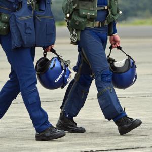 ブルーインパルスのパイロット