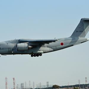 入間基地 C-2輸送機