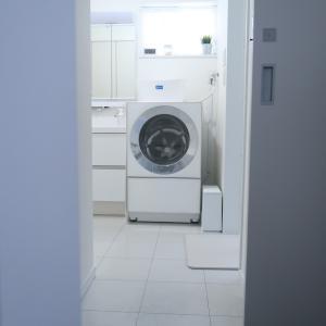 雨の日は洗濯槽洗浄を