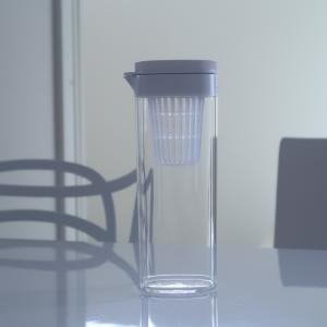 毎日使ってる♪無印のアクリル冷水筒