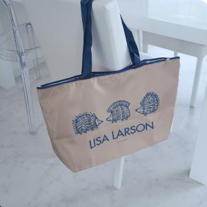【雑誌付録】リサ・ラーソンの保冷トートバッグ