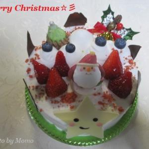 クリスマスケーキ第1弾 【パティスリー ピアジェ 児島本店】 Merry Christmas♪♪