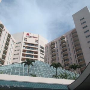 沖縄旅行⑤ ホテル(オキナワ・マリオットリゾート&スパ)No.4 ホテルの紹介
