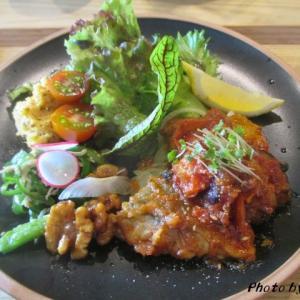 身体に優しい野菜料理のお店【SALT 石川食堂】 :岡山市北区丸の内