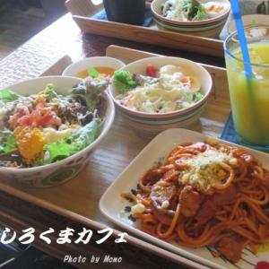 【しろくまカフェ】のランチのデザートにハマりました!
