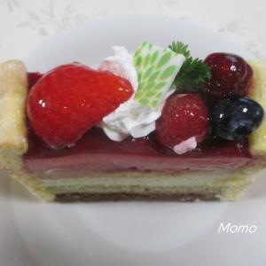 岡山の老舗のケーキ店【モーツァルト】にハマっています♪♪