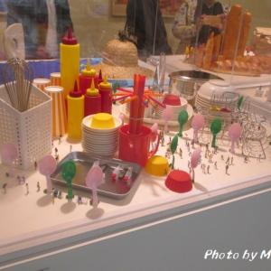 MINIATURE LIFE展 ~田中達也 見立ての世界~:岡山天満屋④